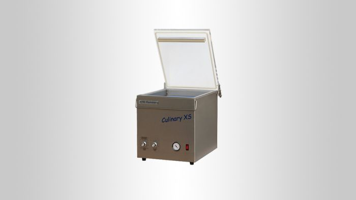 ATM Machinery - vacuum packaging machines | Culinary XS